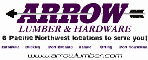 Arrow Lumber & Hardware of Pierce County and Port Townsend