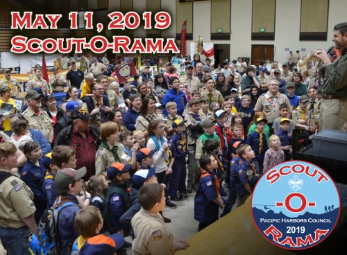 Buy tickets to Scout-O-Rama